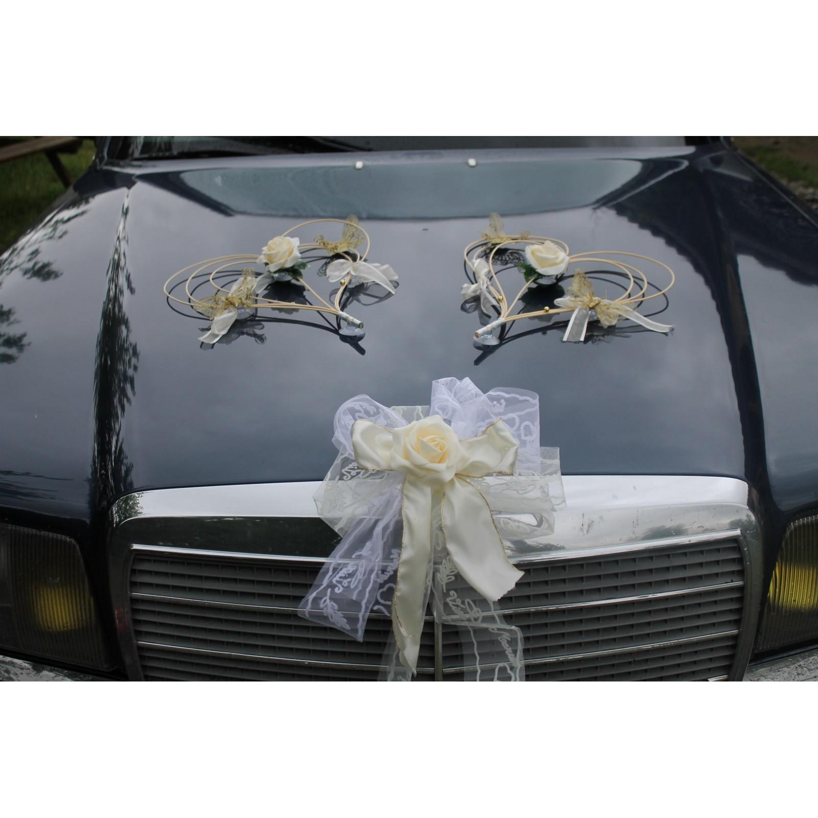 يعطى قرد بعبارات أخرى noeud papillon pour voiture mariage