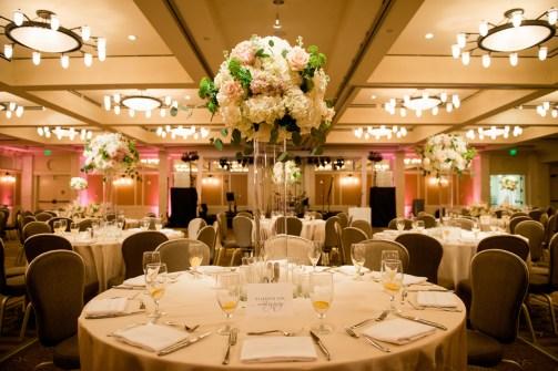 DKR ballroom at Barton Creek Country Club.