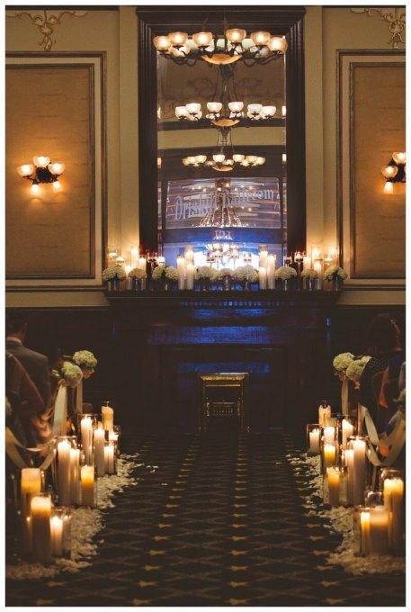 driskill hotel ballroom ceremony