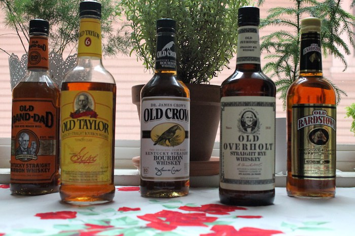 The Olds: A Whiskey History and Tasting Exploration