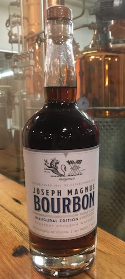 New: Joseph Magnus Bourbon