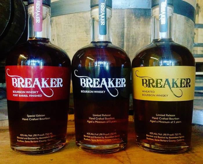 New: Breaker Bourbon