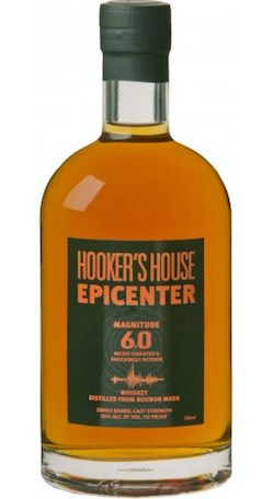 New: Hooker's House Epicenter Whiskey