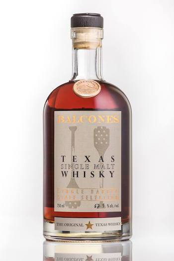 Tasted: Balcones Single Barrel Staff Selection