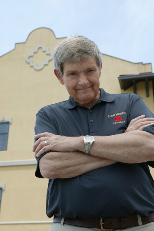 People: Al Young, Keeper of Four Roses History