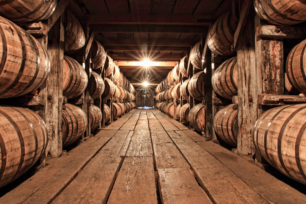 Photo: Buffalo Trace Distillery.