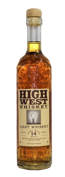 Tasted: High West 14 Year Old Light Whiskey