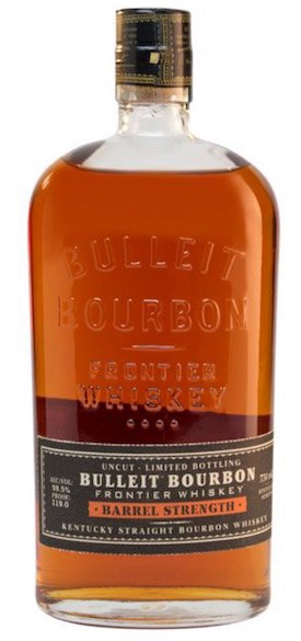 Tasted: Bulleit Bourbon Barrel Strength