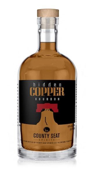 New: Hidden Copper Bourbon