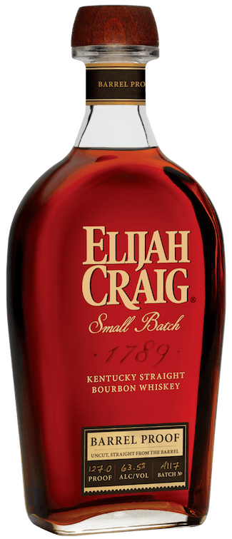 Tasted: Elijah Craig Barrel Proof A117