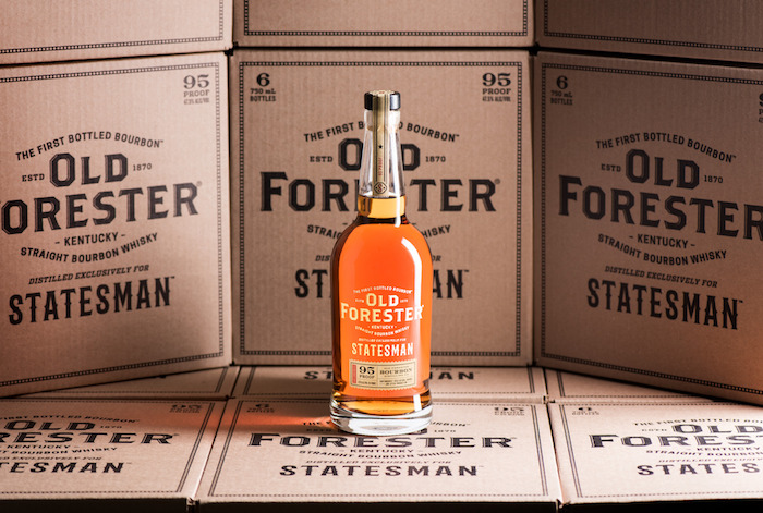 New: Old Forester Statesman Bourbon