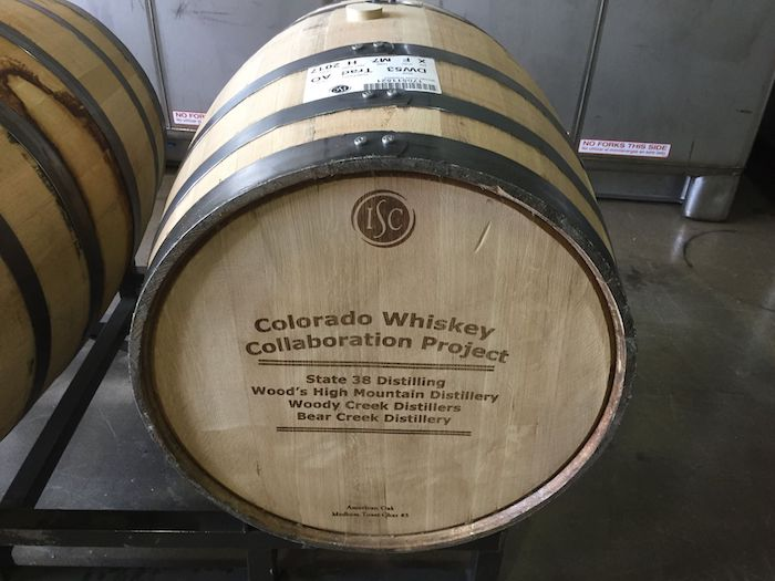 Four Colorado Distilleries Team Up On Craft Whiskey Project
