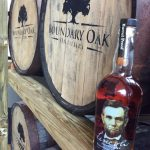 New: Boundary Oak Distillery Lincoln Bourbon