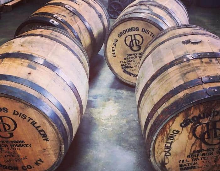 Another Young Kentucky Distillery Ready To Release Bourbon