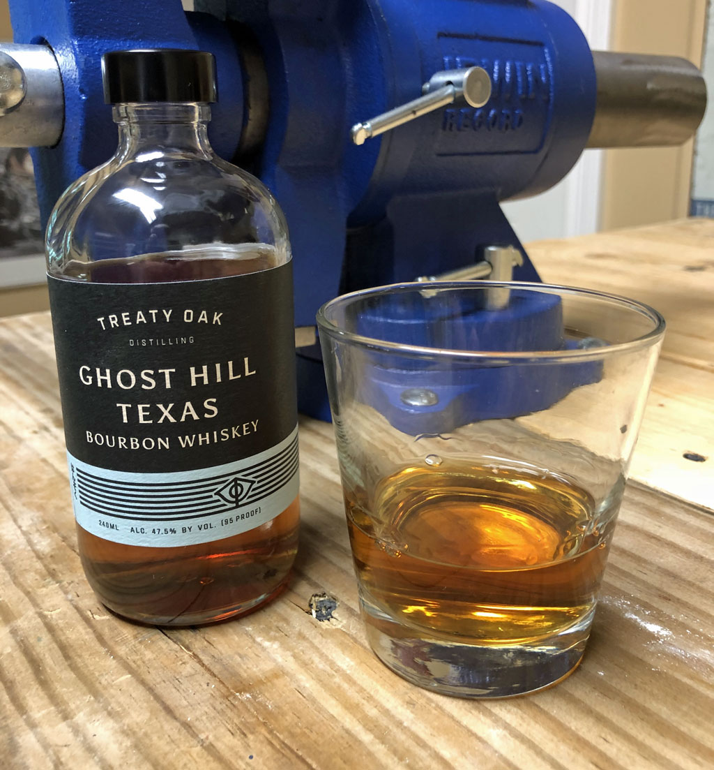 Tasted: Treaty Oak Ghost Hill Bourbon