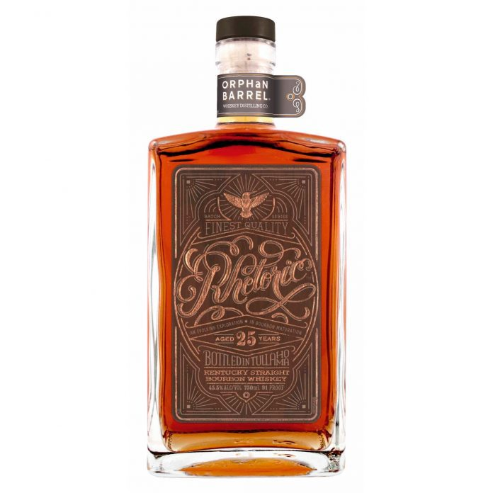 Rhetoric 25 Will Be the Final Rhetoric Bourbon Release