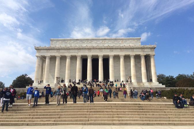 Adventure: Washington DC | BourbonAndHoney.com