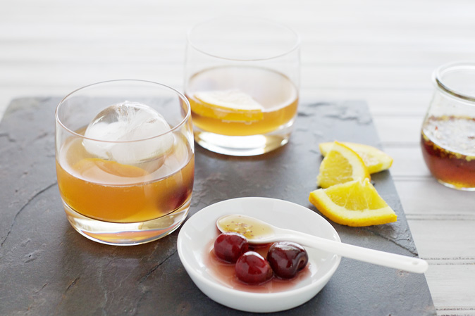 Bourbon and Hot Honey Cocktail | BourbonandHoney.com