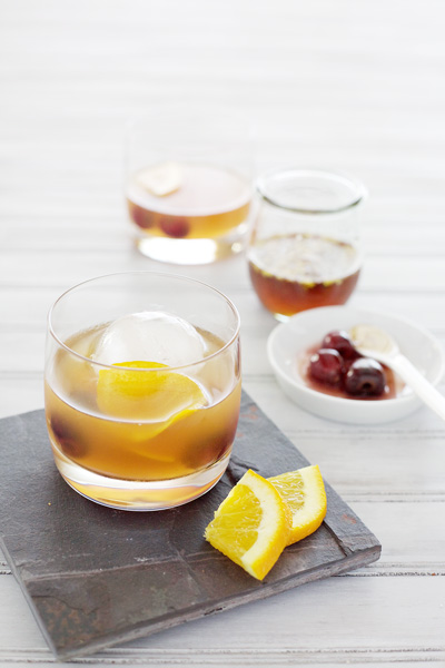 Bourbon and Hot Honey Cocktail | BourbonandHoney.com