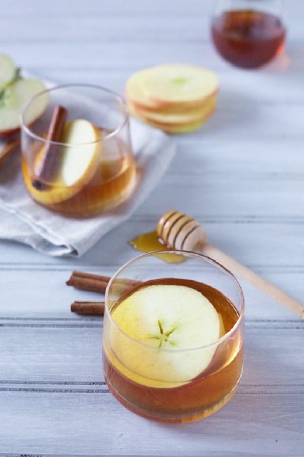 Bourbon and Honey Apple Cider Cocktail   BourbonandHoney.com