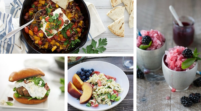 Recipe Roundup: 20 Best Recipes for Summer