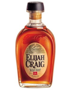 Elijah Craig 12 Year Old Bourbon by Heaven Hill Distilleries