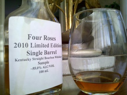 Four Roses 100th Anniversary Limited Edition Single Barrel Bourbon