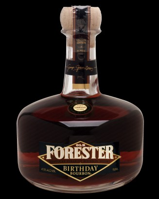 Old Forester Birthday Bourbon Review