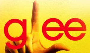 Glee TV Poster Golden Globe
