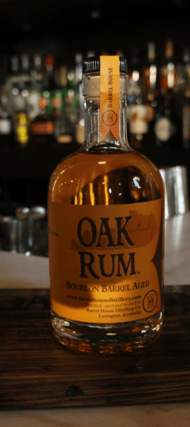 Oak Rum Barrel House Distillery
