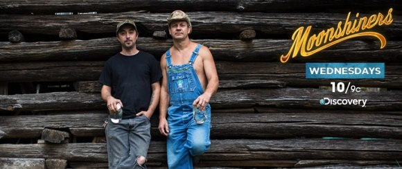 Tickle Moonshiners TV Show