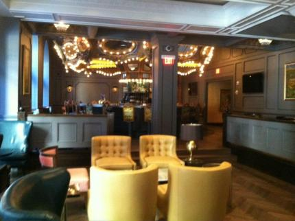 New Renovations at Carousel Bar