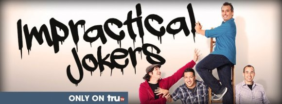Impractical Jokers TRU TV