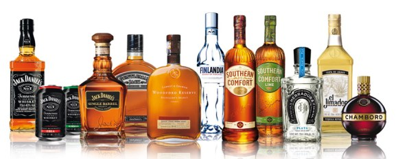 Brown-Forman brands
