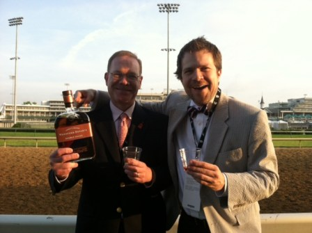Woodford Reserve Master Distiller Chris Morris