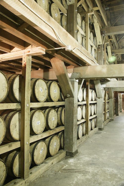 Jack Daniel's Whiskey Warehouse