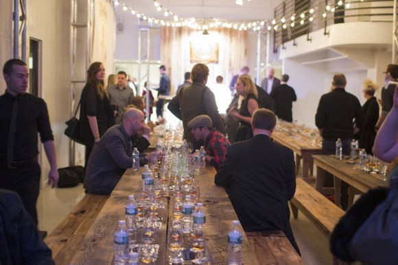 Orphan Barrel Launch party