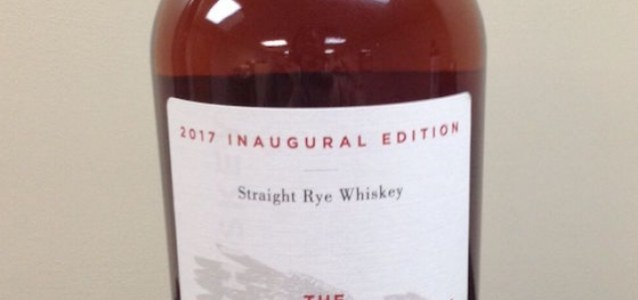 The Presidential Dram Rye and Bourbon Whiskey To Celebrate Inauguration Day 2017