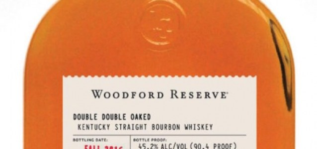 Woodford Reserve Re-Releases Double Double Oaked Bourbon
