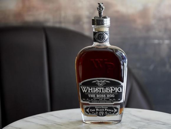 Black Prince WhistlePig Rye Whiskey
