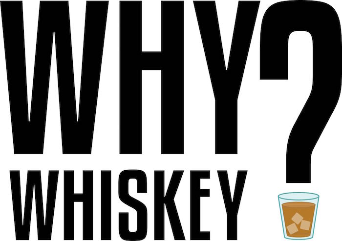 Why Whiskey New Logo