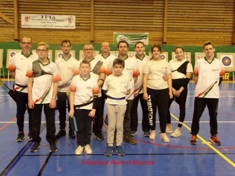 bourges arc club