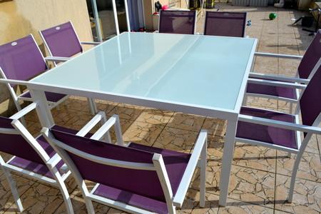 salon de jardin hesperide table