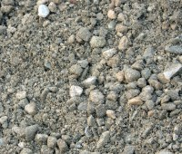 Sand and Gravel 50/50 Mix - Bourget Bros