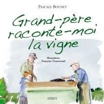 livre pour enfants sur la vigne