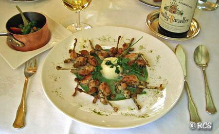 「フランス料理 カエル」の画像検索結果
