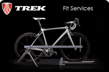 Trek Precision Fit Services