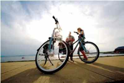 Electric bikes in Bournemouth, Dorset
