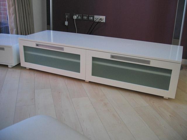 Bourne S Fine Furniture Tv Bench And Dvd Storage Units