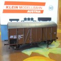 Wagon couvert Gs des OBB Klein Modellbahn